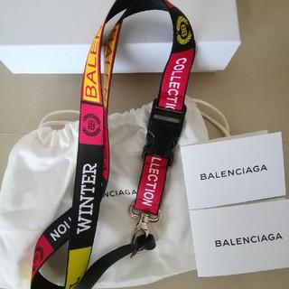 バレンシアガ(Balenciaga)の新品★バレンシアガ ネックストラップ(ネックレス)