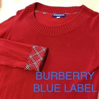 BURBERRY BLUE LABEL - バーバリーブルーレーベル ニット