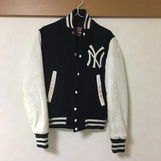 empire スタジャン 革ジャン MLBニューヨークヤンキース