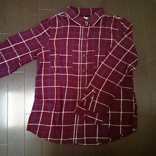 オールドネイビー(Old Navy)の【OLD NAVY】レディースチェックシャツ(シャツ/ブラウス(長袖/七分))