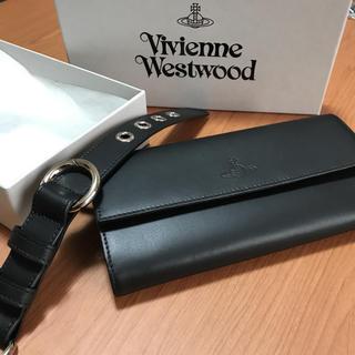 Vivienne Westwood - Vivienne Westwood ベルト付き長財布