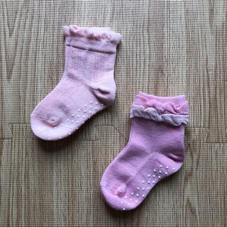 UNIQLO - ユニクロ ベビーソックス 靴下 2足セット