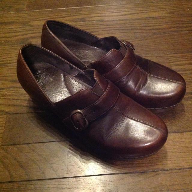 dansko(ダンスコ)のdansko ダンスコ シューズ 39 レディースの靴/シューズ(ローファー/革靴)の商品写真