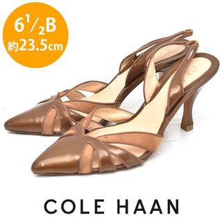 コールハーン(Cole Haan)のコールハーン バックバンド パンプス 6 1/2B(約23.5cm)(サンダル)
