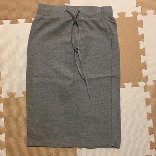 GU - GU スエットスカート