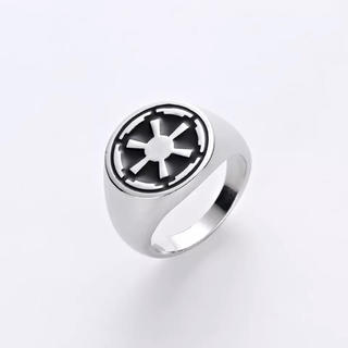STAR WARS 帝国軍 指輪 スターウォーズ RING メンズ指輪(リング(指輪))