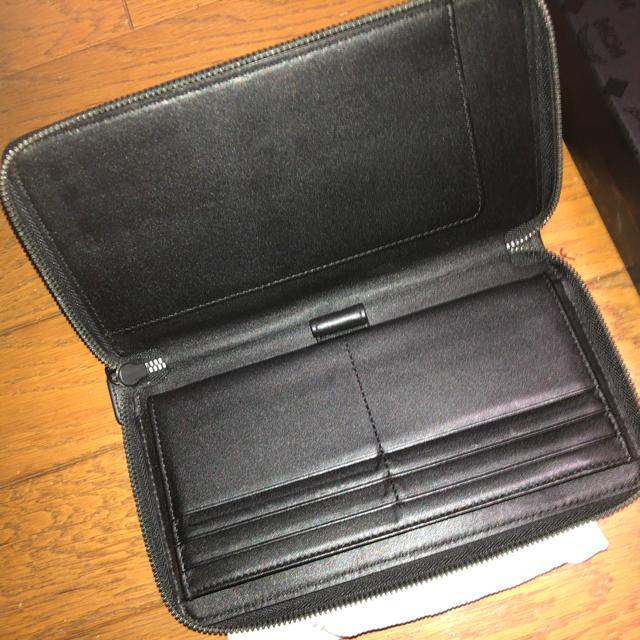 MCM(エムシーエム)のmcm ジッピーオーガナイザー メンズのファッション小物(長財布)の商品写真