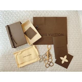 LOUIS VUITTON - 正規品❗️ルイヴィトン ビジュー サック・タパージュ チャーム キーホルダー