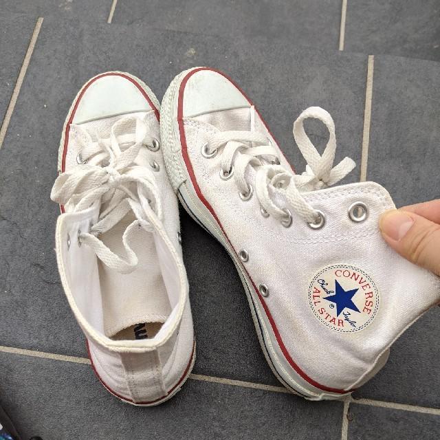 CONVERSE(コンバース)のコンバース ハイカット 23センチ レディースの靴/シューズ(スニーカー)の商品写真
