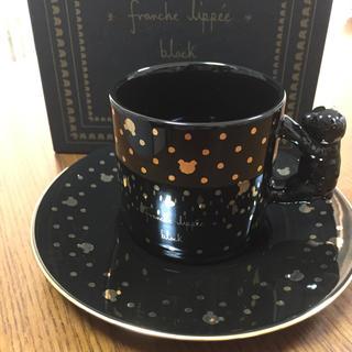 フランシュリッペ(franche lippee)のフランシュリッペ クマのカップ&ソーサー(グラス/カップ)