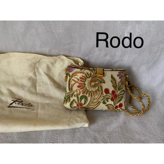 RODO クラッチショルダーバッグ