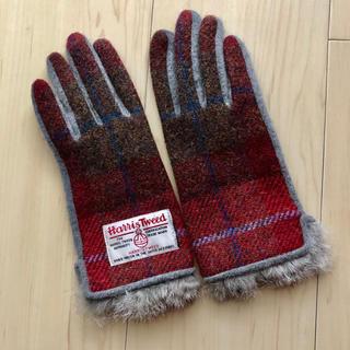 ハリスツイード(Harris Tweed)のHARRIS TWEED ハリスツイード 手袋(手袋)