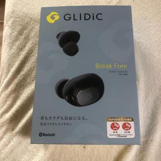 ソフトバンク(Softbank)のGLIDiC SB-WS54-MRTW/BK(ヘッドフォン/イヤフォン)