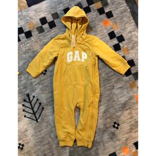 babyGAP - 新品 GAP ロンパース カバーオール