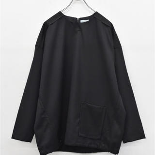 ドゥルカマラ(Dulcamara)のdulcamara よそいきパイピングプルオーバーシャツ(Tシャツ/カットソー(七分/長袖))