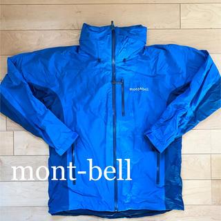 mont bell - 【稀少】マウンテンパーカー モンベル シャルモパーカー M