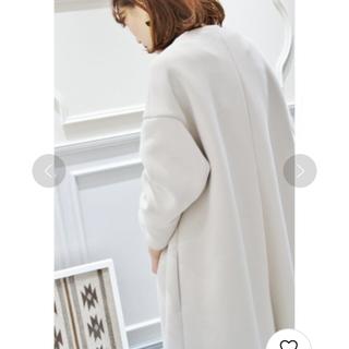 Plage - プラージュ★スポンジリバーコート 36サイズ