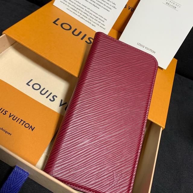 LOUIS VUITTON - ヴィトンiphoneXRの通販