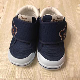 ホットビスケッツ(HOT BISCUITS)のホットビスケッツ セカンドシューズ 14センチ 靴(スニーカー)