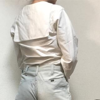 エディットフォールル(EDIT.FOR LULU)のvintage  used セーラー シャツ(シャツ/ブラウス(長袖/七分))