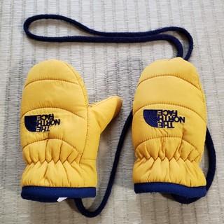 THE NORTH FACE - ノースフェイス 紐付き手袋