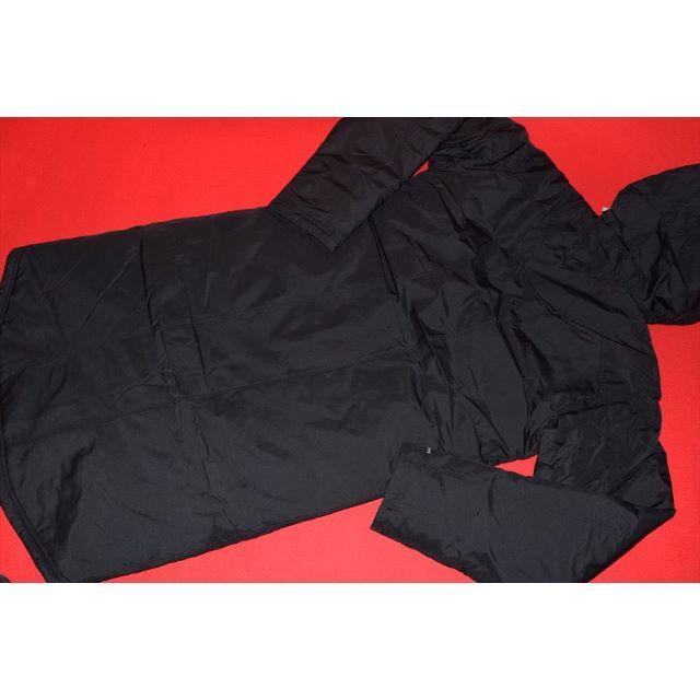 UNDER ARMOUR(アンダーアーマー)のアンダーアーマー ベンチコート ブラック LG 定価21600+税 メンズのジャケット/アウター(その他)の商品写真