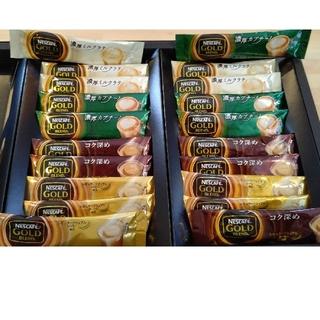 ネスレ(Nestle)のぱん様専用★ネスカフェ スティックコーヒー 4種類(コーヒー)