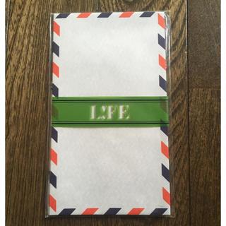 エアメール封筒 洋形7号(カード/レター/ラッピング)