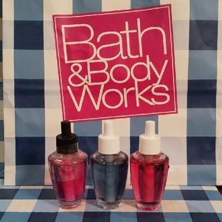 バスアンドボディーワークス(Bath & Body Works)の訳あり格安! バスアンドボディワークス ウォールフラワーリフィル(アロマオイル)