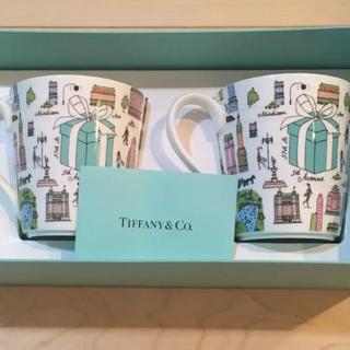 Tiffany & Co. - ティファニー★マグカップ