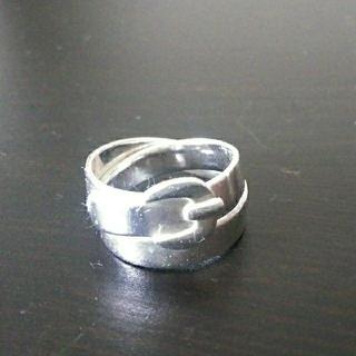 エルメス(Hermes)のエルメス Hermes シルバーリング 指輪13号(リング(指輪))