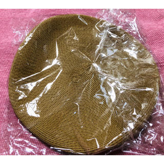 moussy - MOUSSY 麦わら ベレー帽