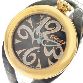 ガガミラノ(GaGa MILANO)のガガミラノ【グレー】腕時計 GAGA MILANO 6071.03★送料無料(腕時計)