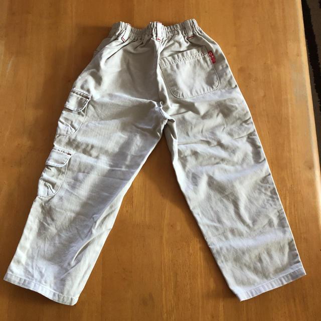 PERSON'S KIDS(パーソンズキッズ)のPERSONS 長ズボン ベージュ 110 キッズ/ベビー/マタニティのキッズ服男の子用(90cm~)(パンツ/スパッツ)の商品写真