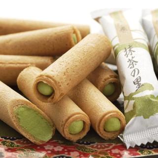 抹茶クリームロール 抹茶の里32本入り【楽天ランキング1位を獲得した抹茶菓子】