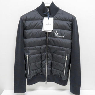 MONCLER - MONCLER MAGLIONE TRICOT CARDIGAN