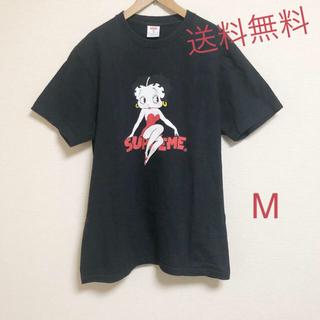 Supreme - supreme betty Tシャツ M ブラック シュプリーム ベティ tee