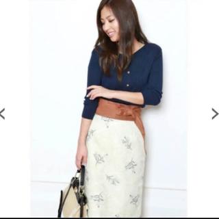 ジャスグリッティー(JUSGLITTY)のジャスグリッティー レースタイトスカート (ひざ丈スカート)