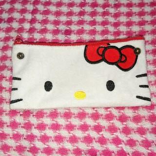 ハローキティ(ハローキティ)の☆Hello Kitty☆ペンケース(ペンケース/筆箱)