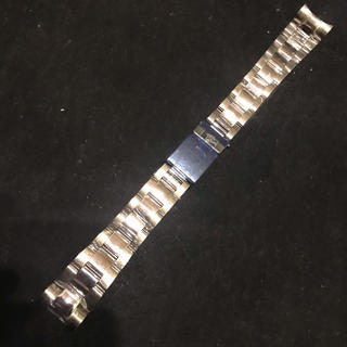 時計ベルト ブレス 20mm  ステンレスシルバー