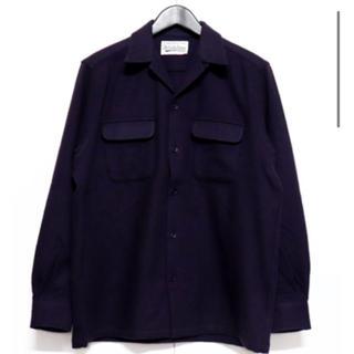 ワコマリア(WACKO MARIA)のwackomaria  wool open collar shirt(シャツ)