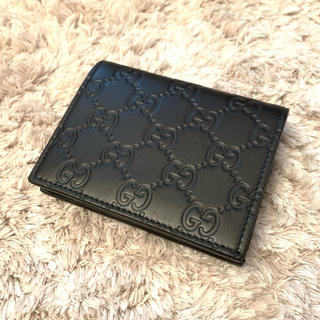 Gucci - GUCCIカードケース 名刺入れ お財布