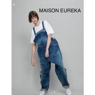 L'Appartement DEUXIEME CLASSE - MAISON EUREKA メゾンエウレカ オーバーサイズサロペット