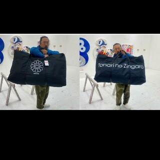 村上隆 福袋 袋のみ 2枚セット(キャラクターグッズ)