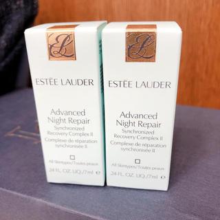 エスティローダー(Estee Lauder)のエスティーローダー アドバンストナイトリペア 1本(美容液)