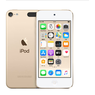 アイポッドタッチ(iPod touch)のiPod touch 第6世代(その他)
