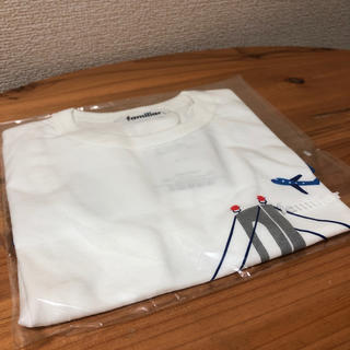 familiar - familiar 男の子 半袖Tシャツ 120サイズ