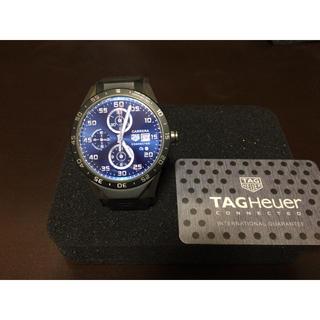 タグホイヤー(TAG Heuer)の本日まで限定 タグホイヤー 国内正規店購入 コネクテッド 保証書 付属完品(腕時計(デジタル))