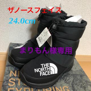 THE NORTH FACE - ザノースフェイス ヌプシ ダウンブーツ 24.0cm / NF51877 KK