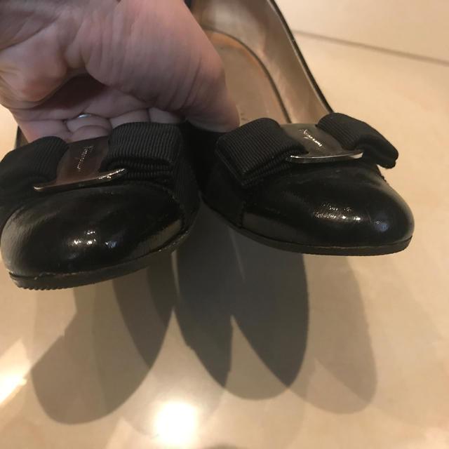 Ferragamo(フェラガモ)のフェラガモ靴 レディースの靴/シューズ(ハイヒール/パンプス)の商品写真